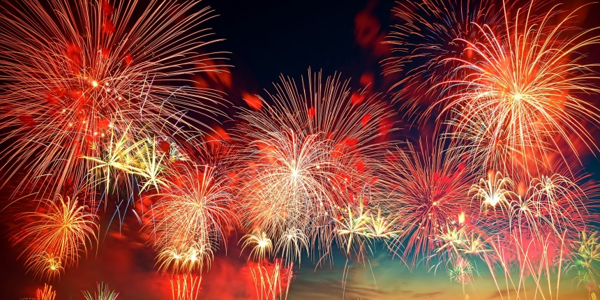 red-fireworks