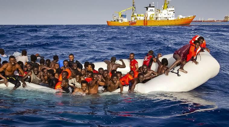 APTOPIX Europe Migrants