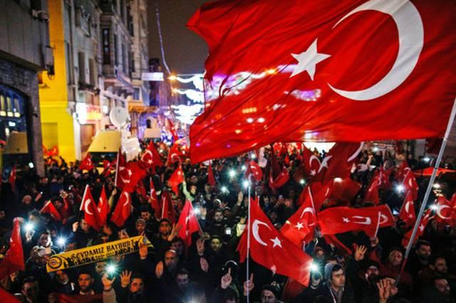 Turks Istambul