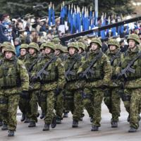 Estonia at heart of NATO