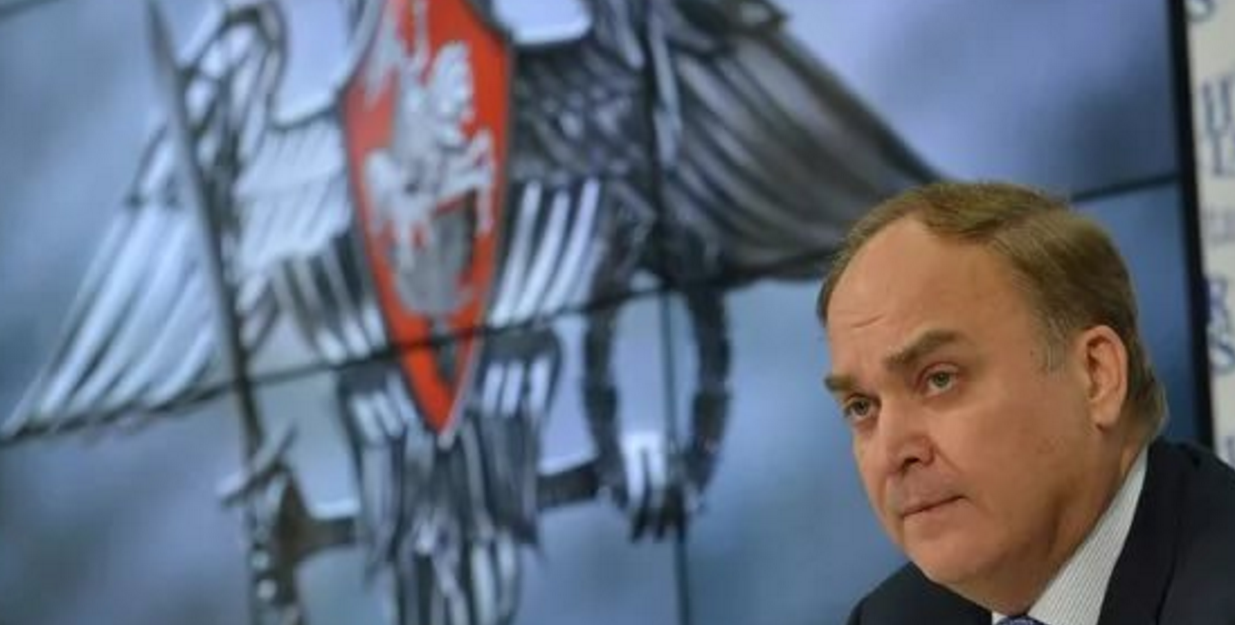 HE Antonov – Russian Ambassador to USA