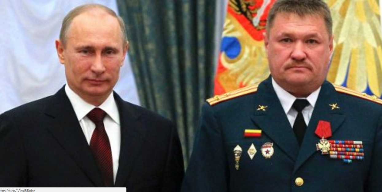 "Russia blames US ""hypocrisy"" for Gen.Asapov death in Syria"