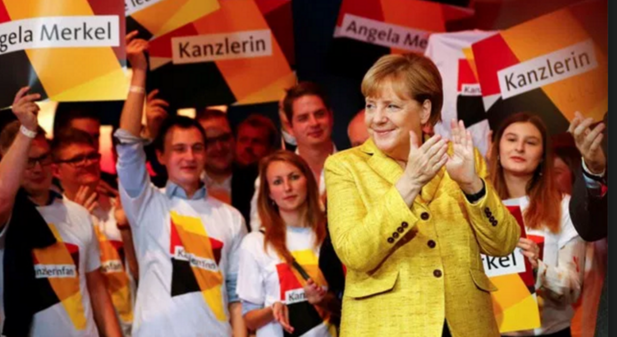 Europe reacts upon German elections results