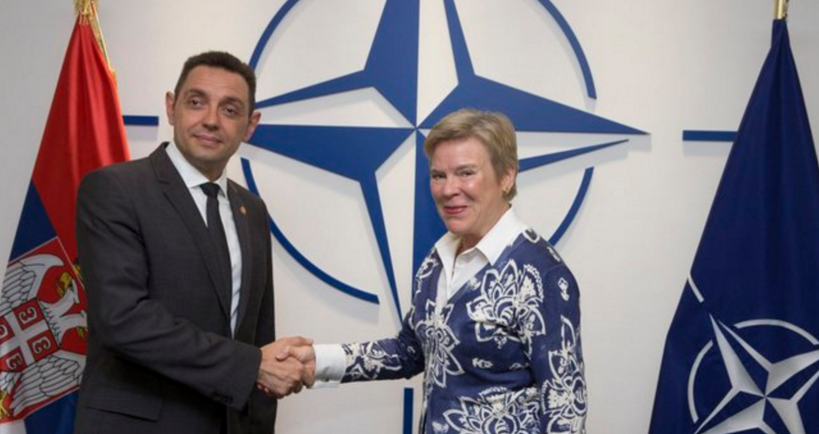 Serbia-NATO: cautious cooperation