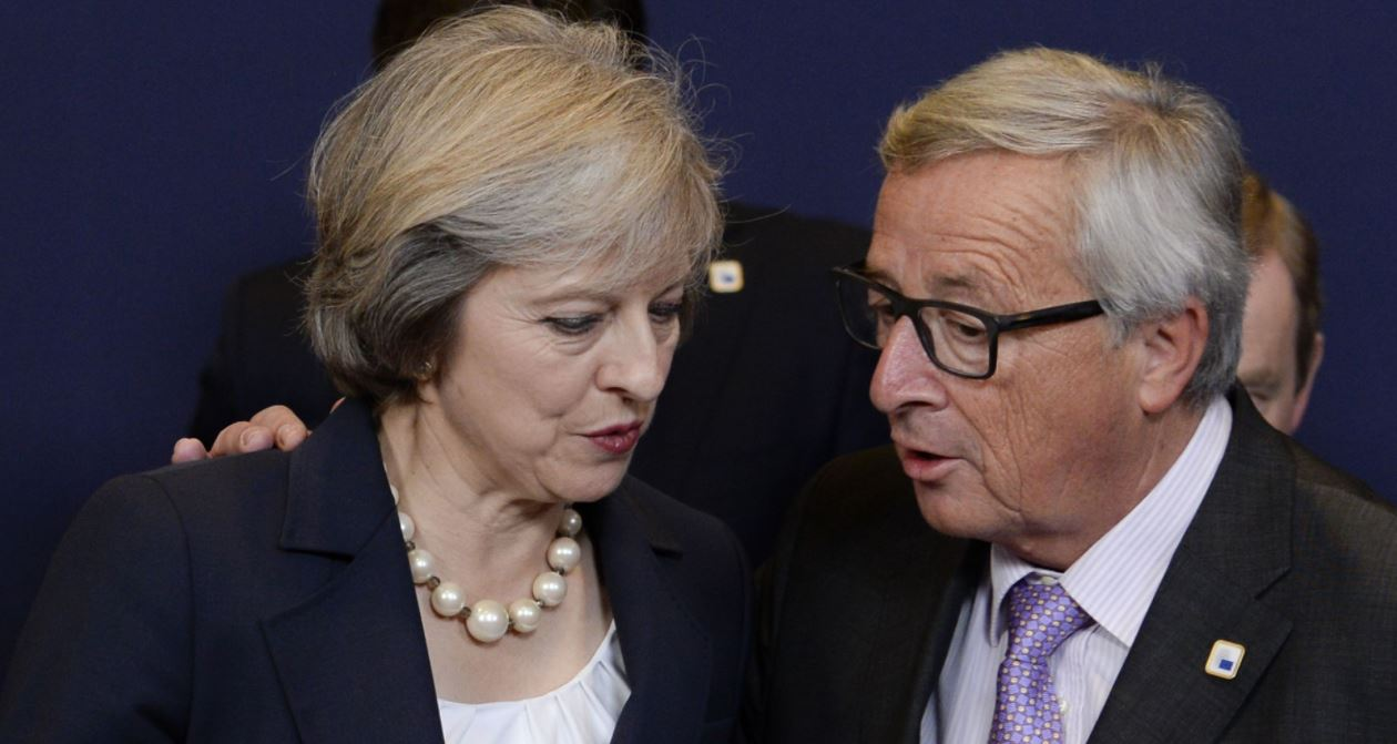 "Juncker-May dinner with ""autopsy"" in view"