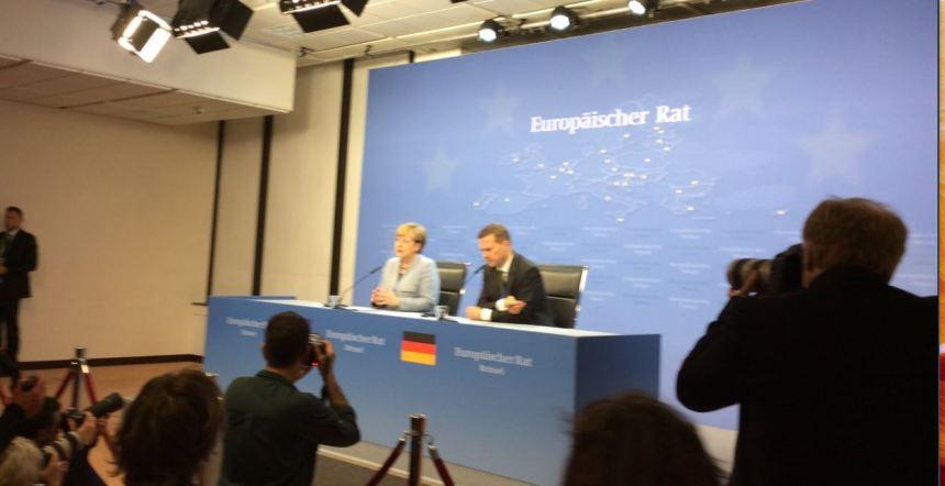 Merkel October S