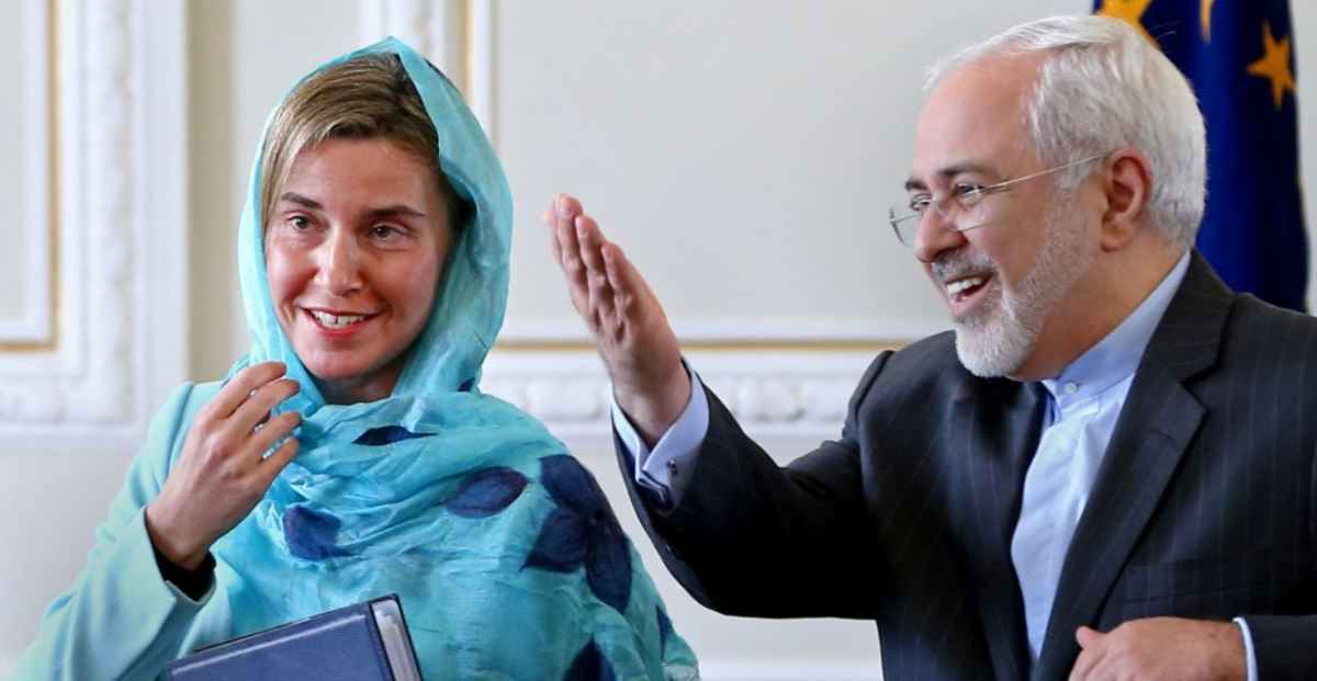 Mogherini defends Iran nuclear deal
