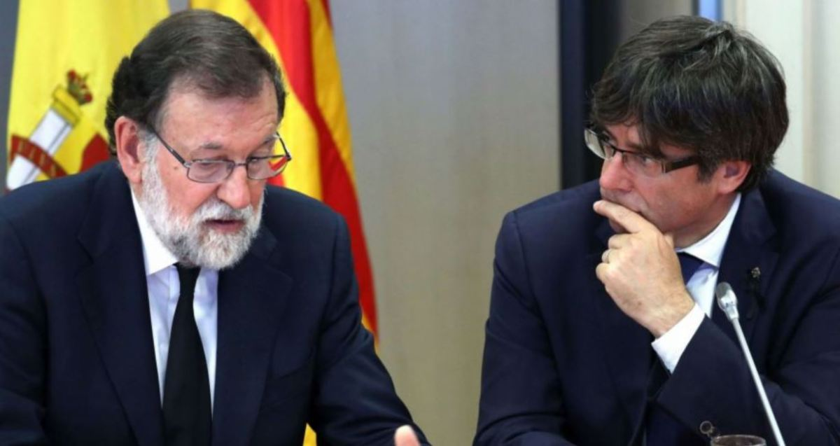 "Puigdemont asks Madrid to stop ""all forms of repressions"""