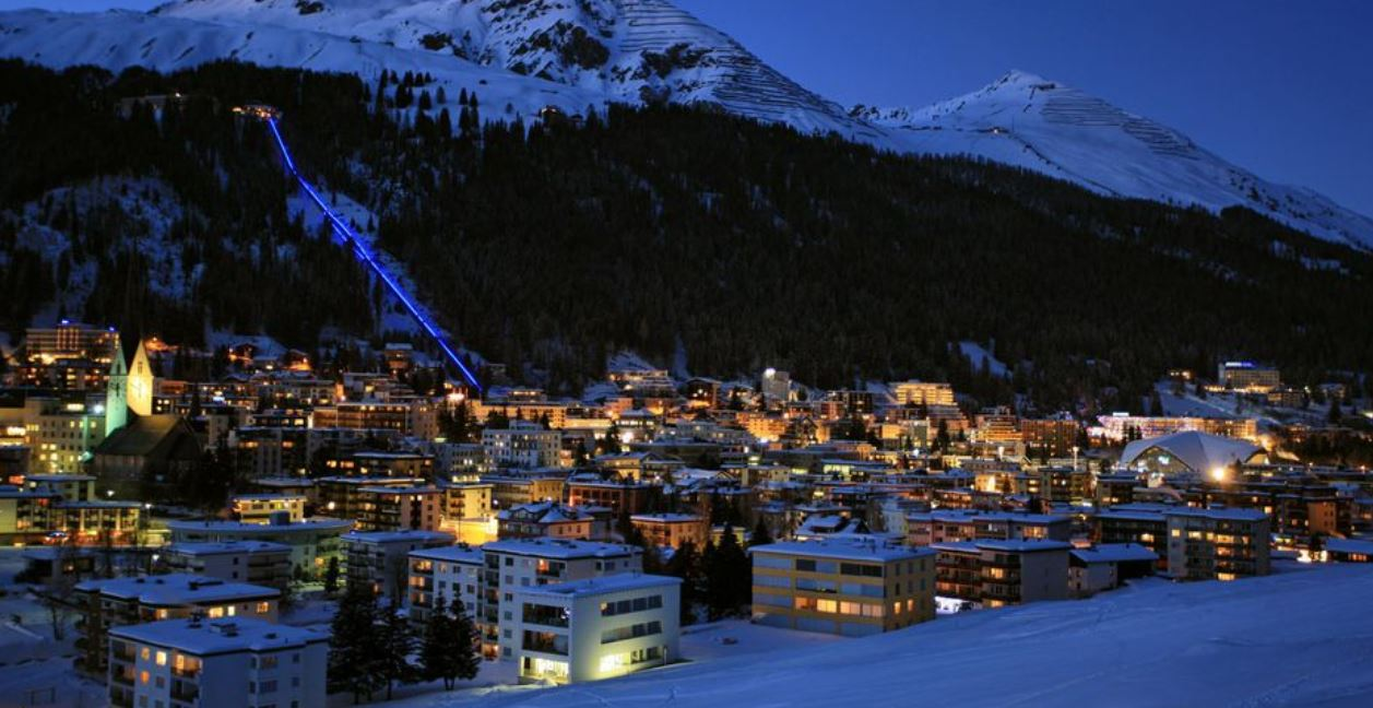 President Trump might come to Davos