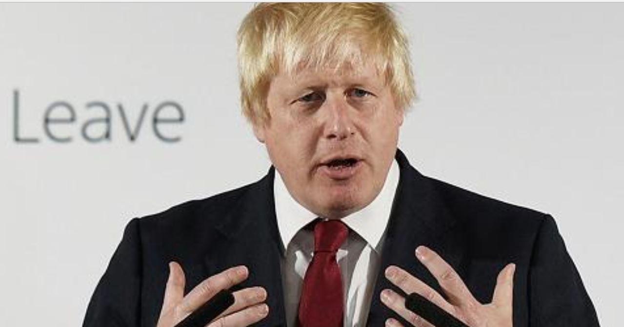 Johnson fears UK falls under EU control