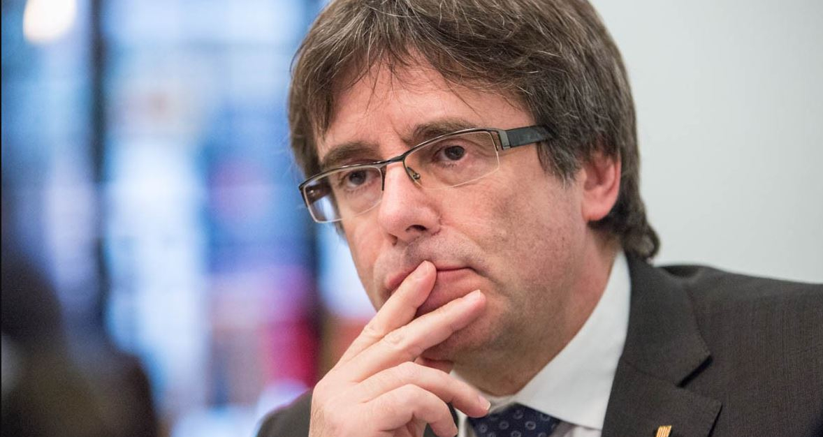 Madrid opposes Puigdemont free speech in Denmark