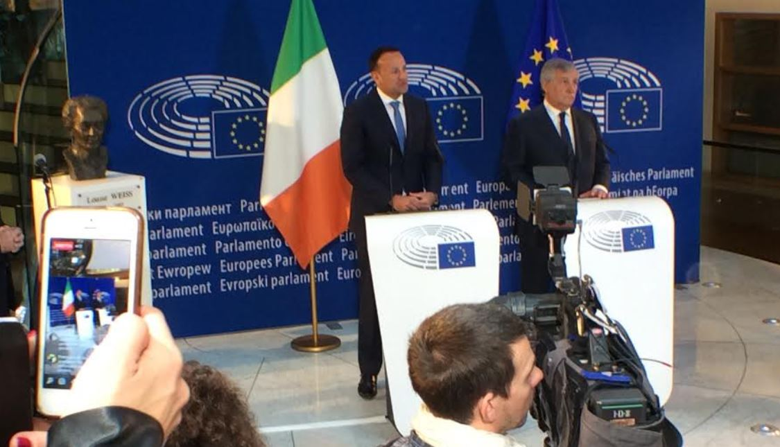 Taoiseach invigorates EU engagement