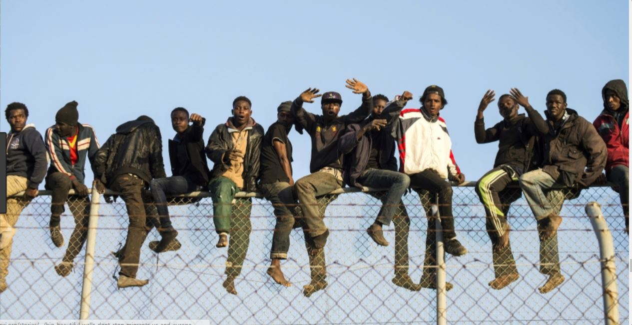 Frontex warns about migrant pressure