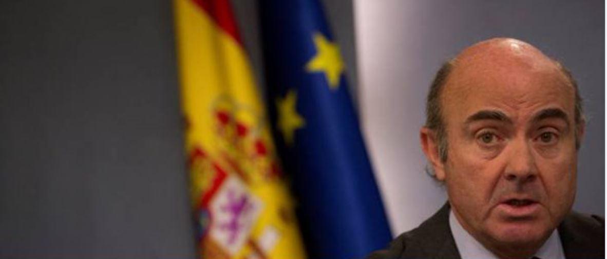 Luis de Guindos to head ECB