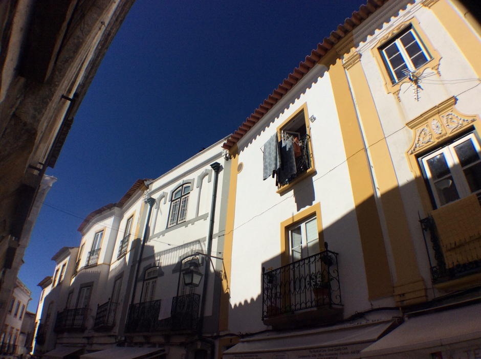 Évora, Alentejo, Portugal, 16 February 2018