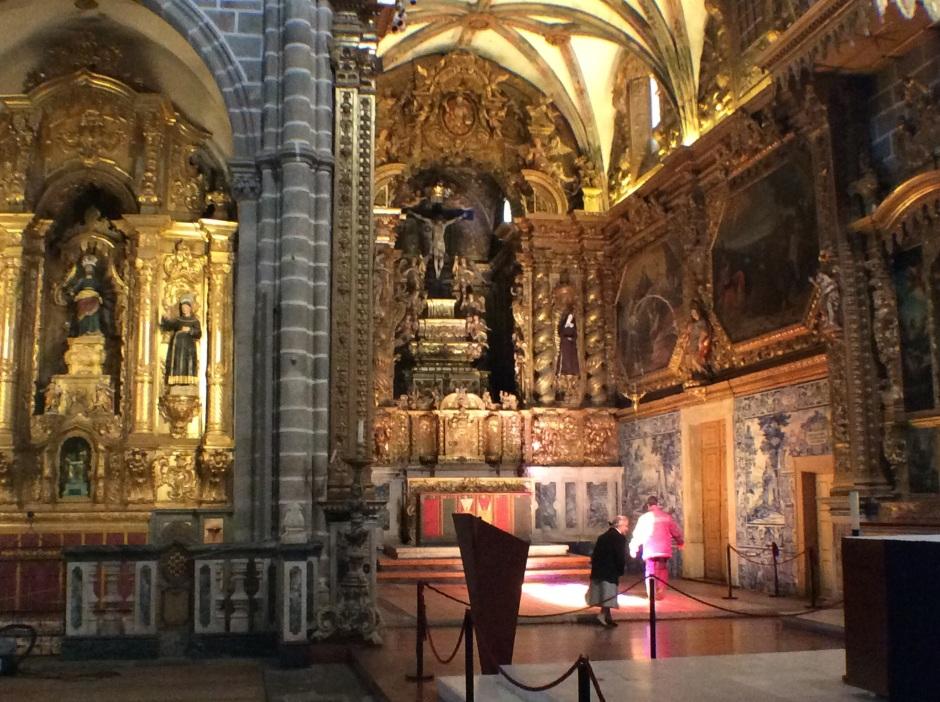 Cathedral, Évora, Alentejo, Portugal, 16 February 2018