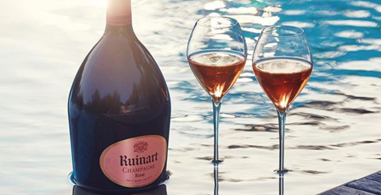 Ruinart to sparkle your great moments