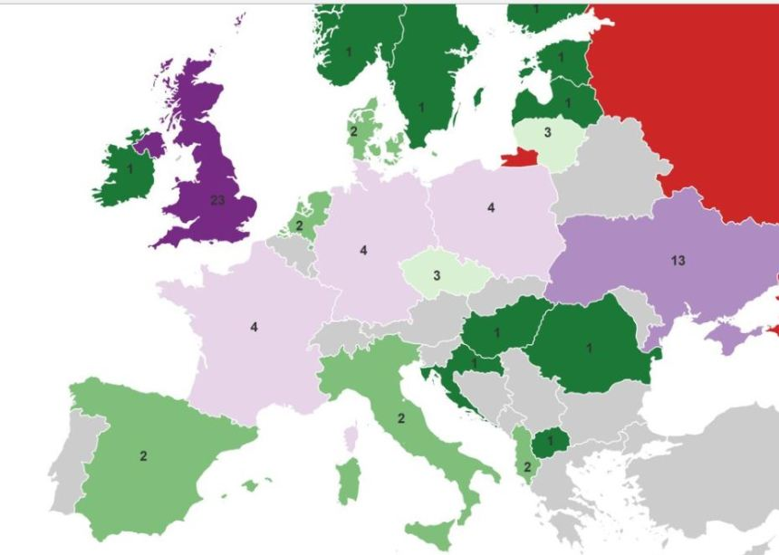 CD expulsion map