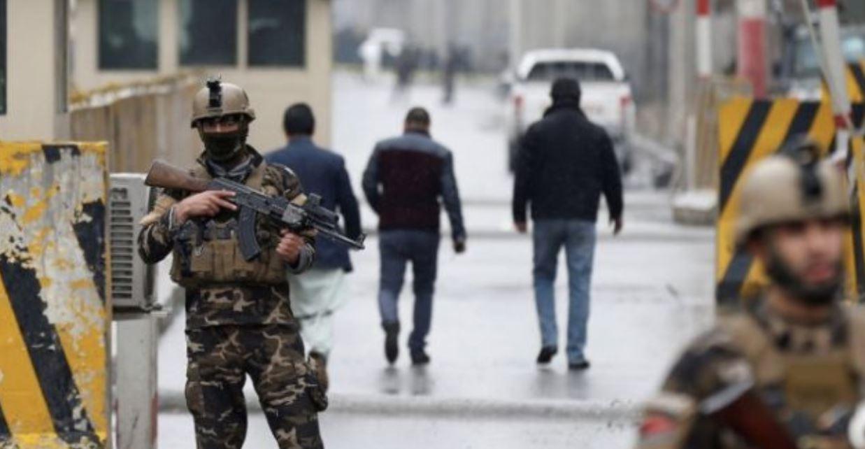 Nowruz attack in Kabul