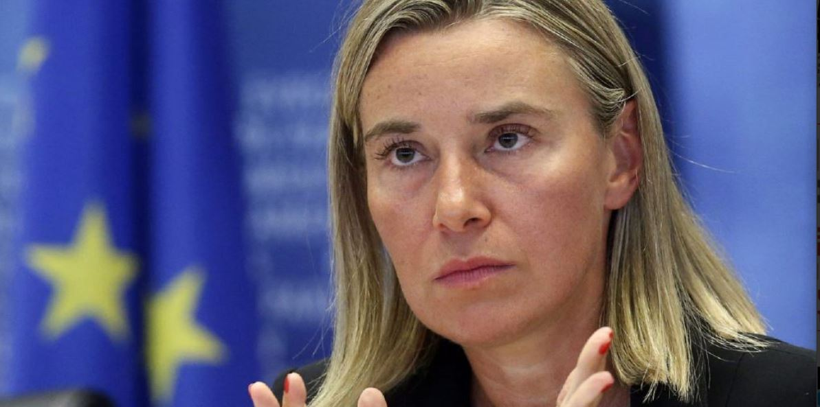 Mogherini: re-launch of UN political process for Syria