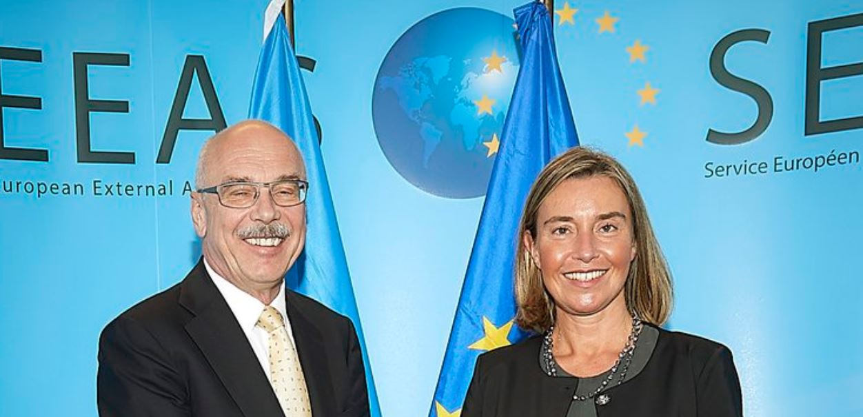 EU-UN to enhance counterterrorist cooperation