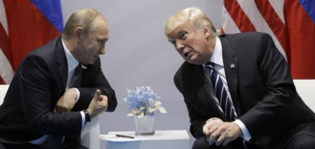 """Trump: """"Rigged Witch Hunt"""" damages relations with Moscow"""