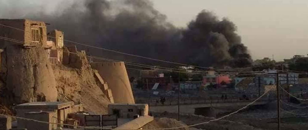 Clashes with Taliban in Ghazni continue