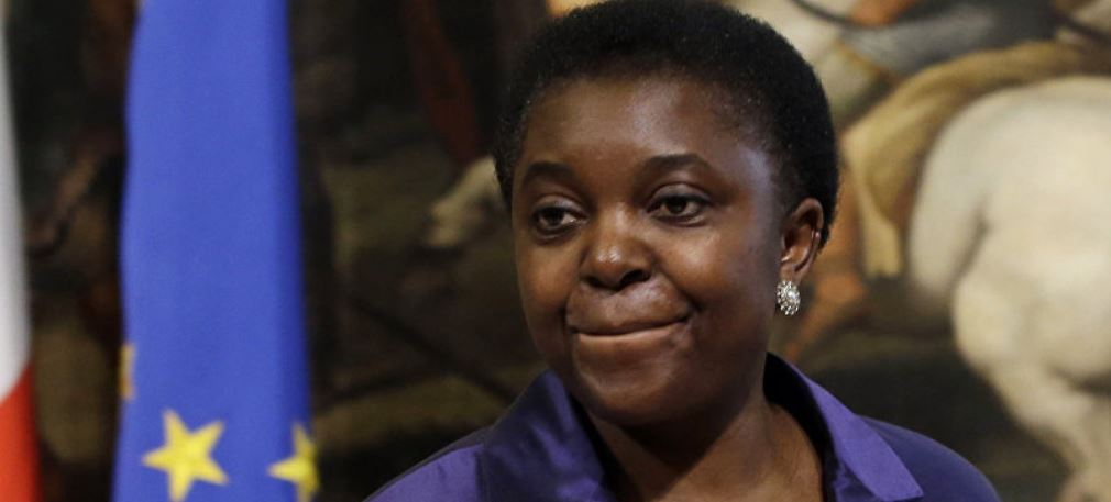 Socialist MEP Kyenge on trial for dabbing Lega 'racist'