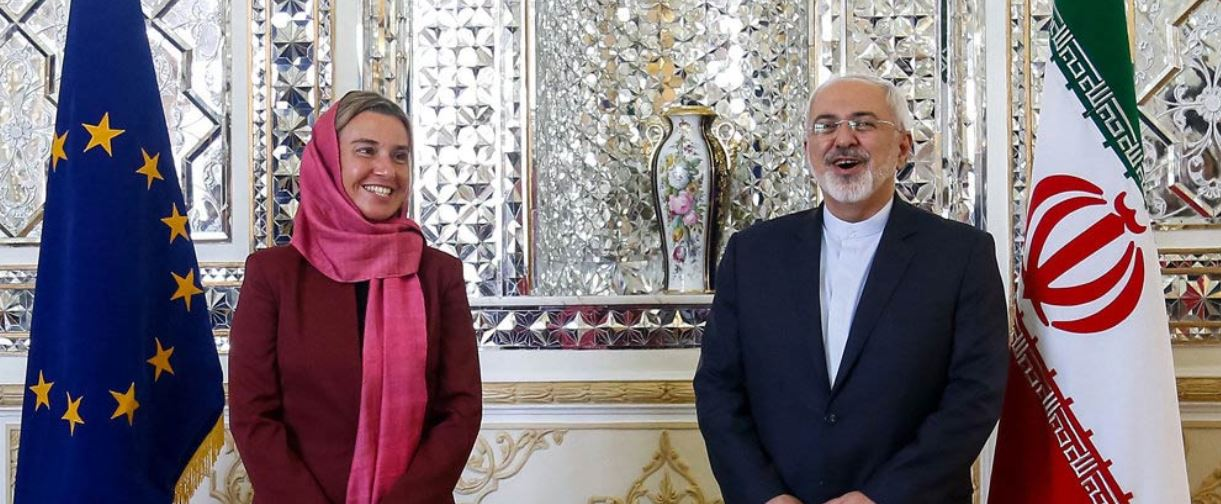 EU arranges financial transactions with Iran