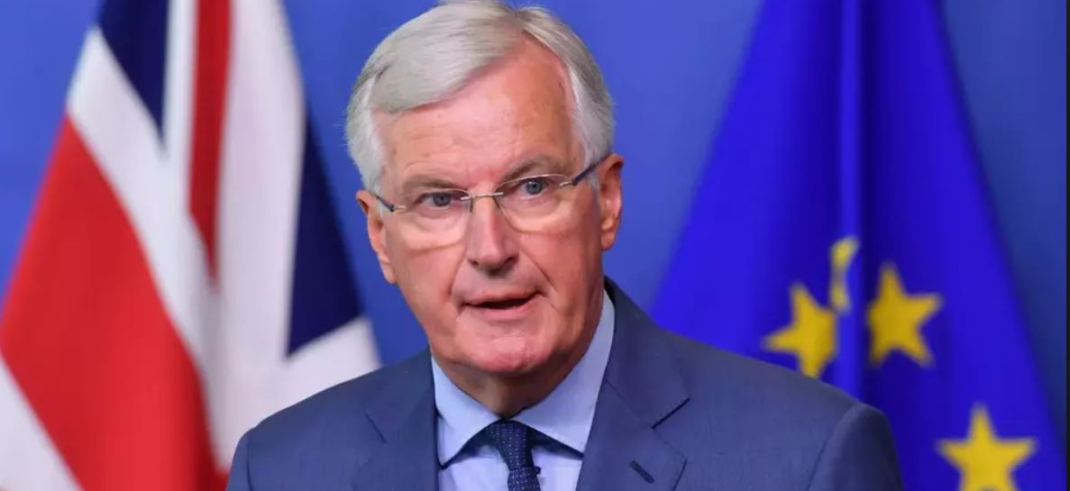 EU leaders call Barnier to continue effort