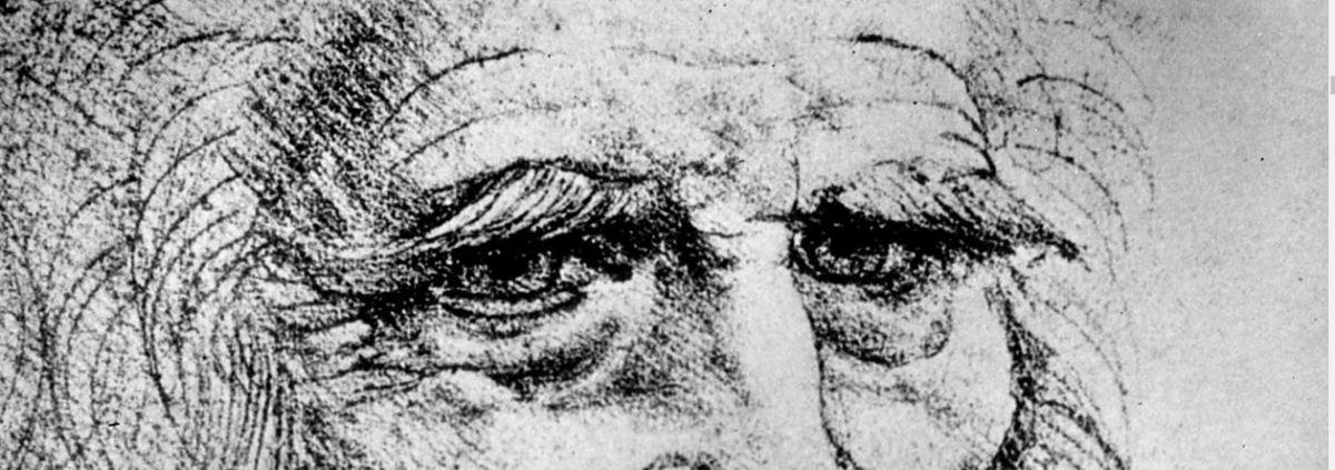 Leonardo's squint eyes hypothesis