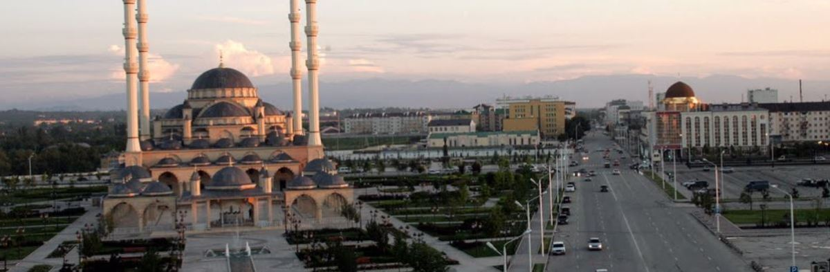 Woman suicide bomber failed attack in Grozny