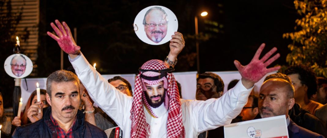 Trump reluctant to blame Crown Prince Khashoggi assassination