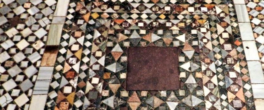 San Marco floor