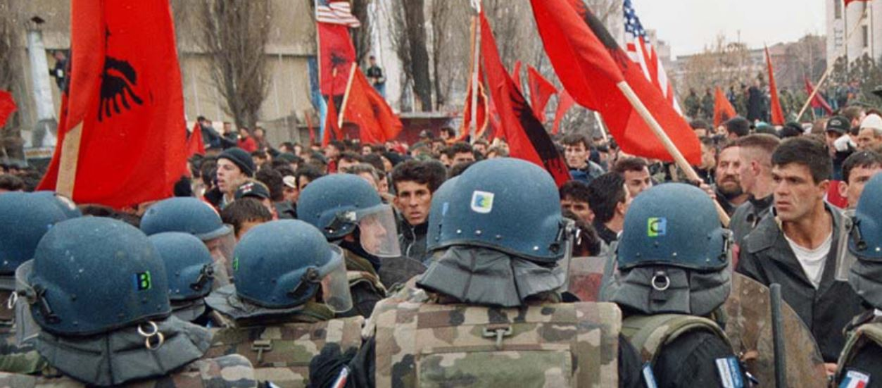 "NATO regrets Kosovo ""ill-timed"" army formation"