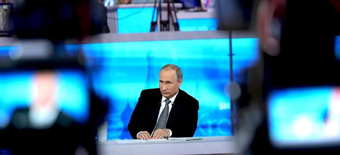 Putin: Russia ready to cooperate with NATO