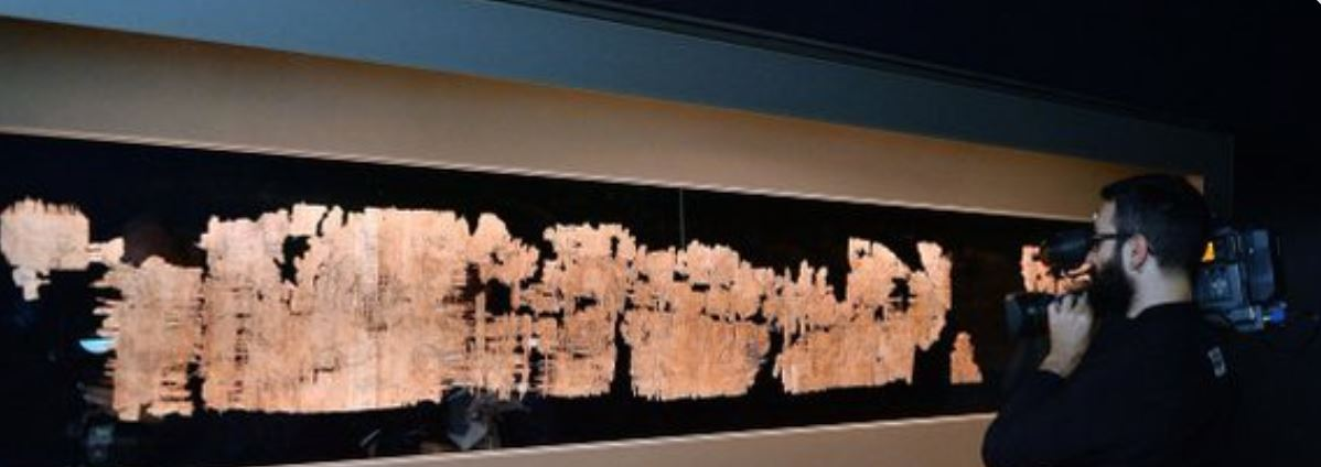 Artemidorus papyrus €2.75 million fraud