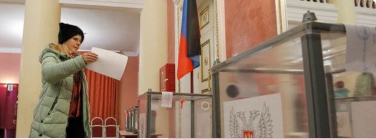 Nine listed for elections in Donetsk and Luhansk