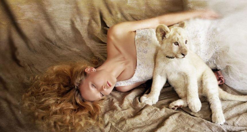lion cub bride