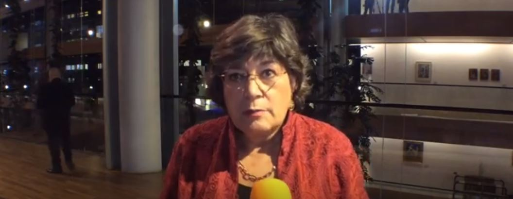 "Gomes MEP on ""political prisoners"" in Spain"