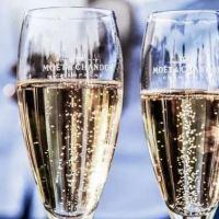 Champagne sales decline