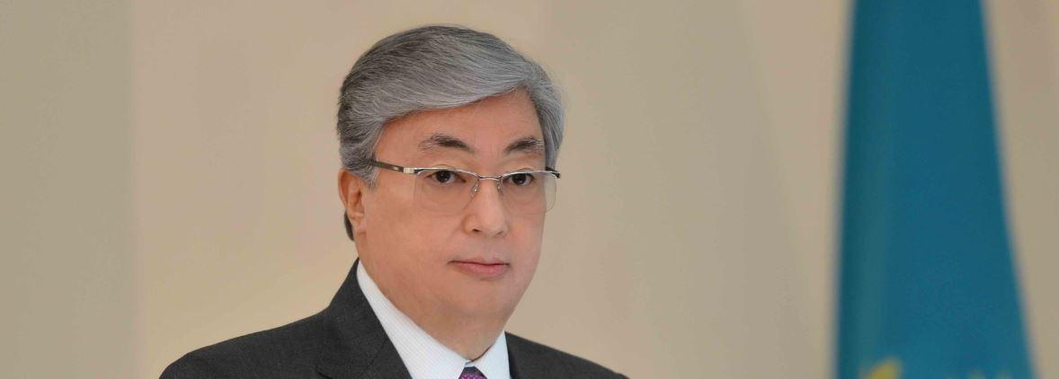 Kassym-Jomart Tokayev leads Kazakhstan