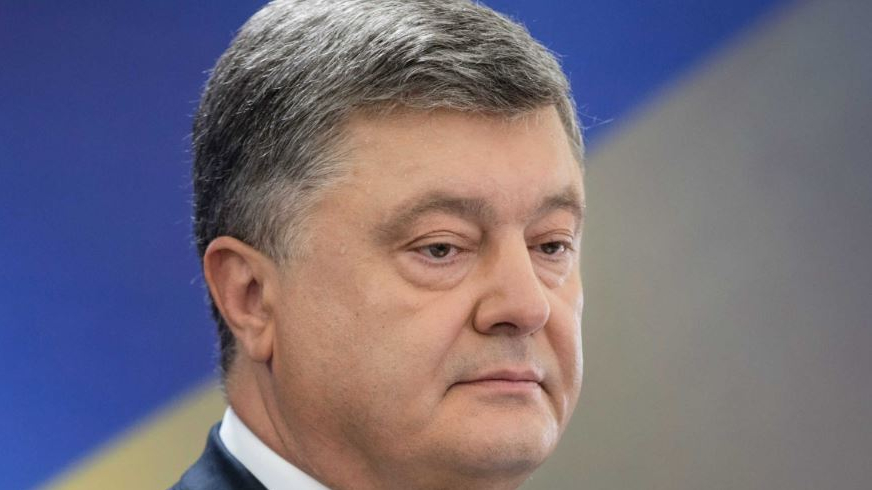 Ukraine: Poroshenko admits his defeat