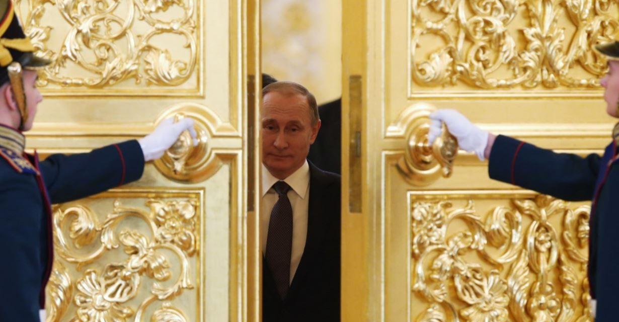 Putin facilitates naturalisation procedure for Donabass