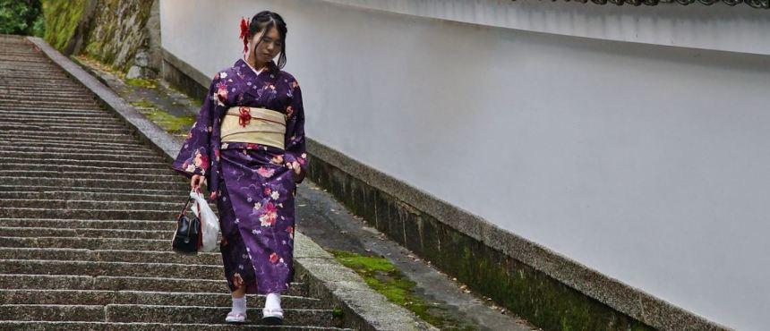 Woman Kyoto
