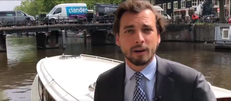 Baudet leading in Dutch exit polls