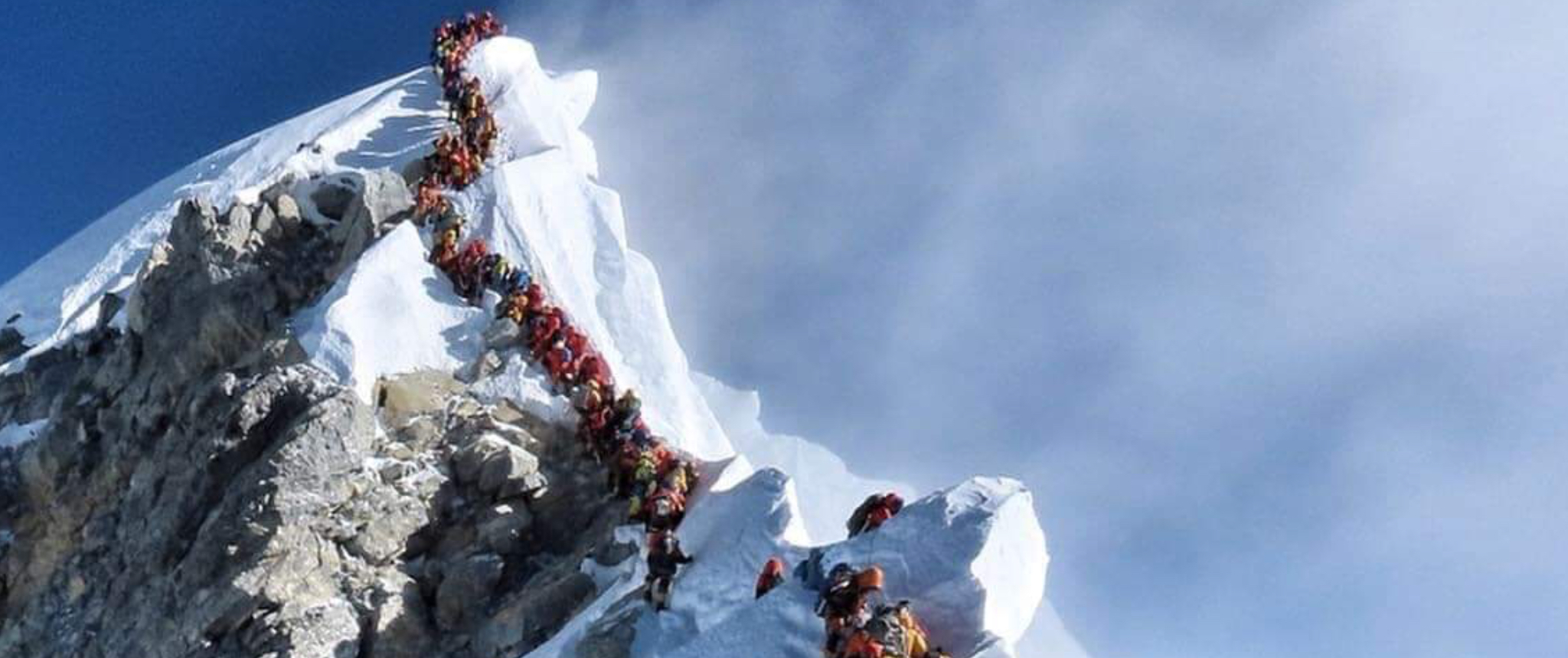 Everest climbing claims more lives