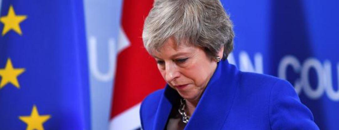 EU reflects upon May resignation