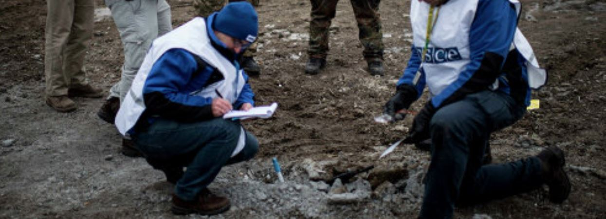 OSCE records ceasefire violations in Donetsk and Luhansk