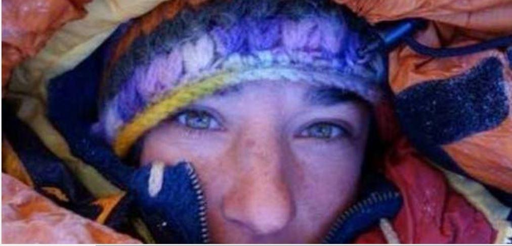 Elisabeth Revol conquers Everest